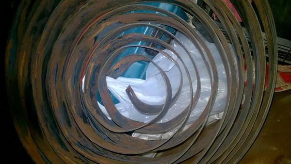 Ремкомплет пружин для кабельного барабана